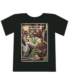 Hash Marihuana & Hemp Museum T-shirt