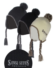Gorro Sensi Seeds
