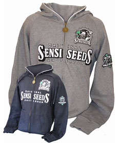 Sweat Capuche Sensi Seeds