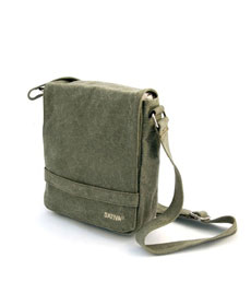Sleek Hemp Shoulder Bag