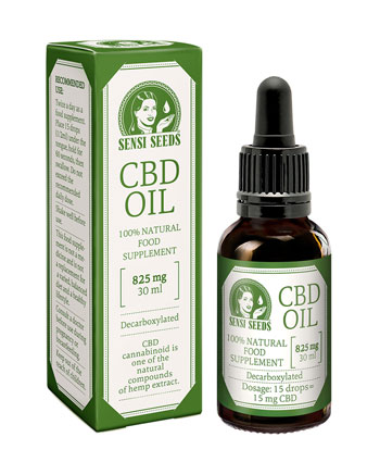 Buy Sensi Seeds 3% CBD Oil (30ml) online