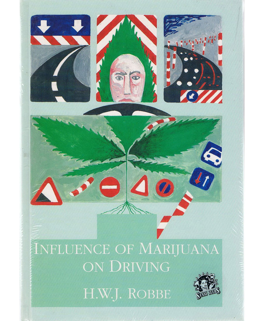 Buy Influence of Marijuana on Driving [Hardcover]