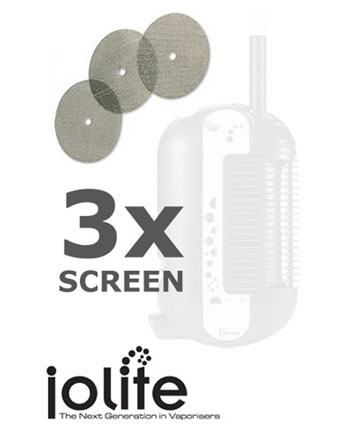 I-Olite Pocket Vaporizer - Spare Mesh Screens