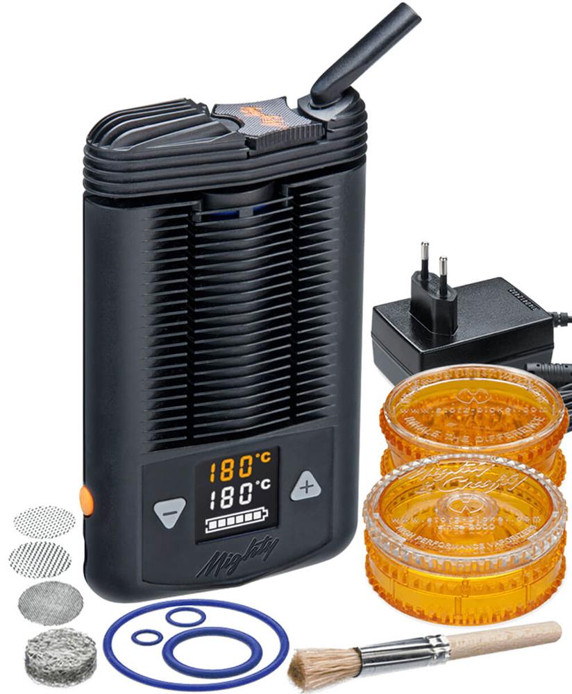 Get your Portable Mighty Vaporizer - Sensi Seeds