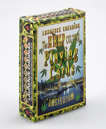 Hemp Culture Playing Cards
