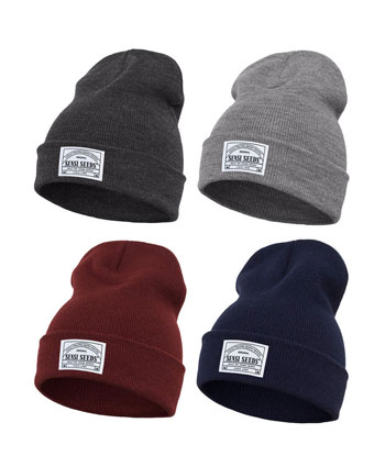 Hang out in the Sensi Seeds Beanie