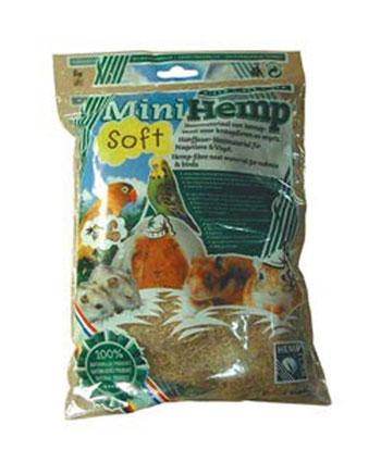 Acquistate la lettiera per animali Mini Hemp Soft® HempFlax online