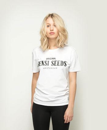 Rilassatevi con la Sensi Seeds Original Sports T-Shirt