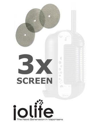 Vaporizzatore da tasca i-olite  ricambi: filtri a rete