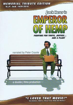 Koop de Jack Herer is Emperor of Hemp DVD online