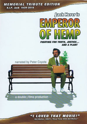 Kup online plyte DVD Jack Herer is Emperor of Hemp