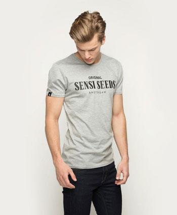 Descontraia com a Sensi Seeds Original Sports T-Shirt